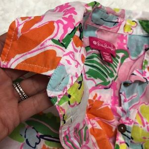 Lilly Pulitzer for Target Tops - Lily Pulitzer for Target button down blouse XS